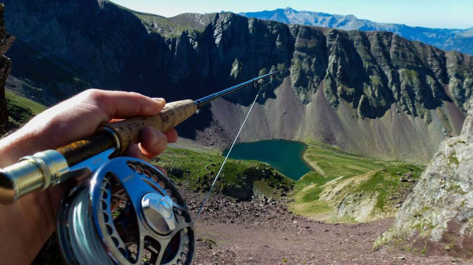 Fishing trips spain fly fishing guides in the pyrenees for Fishing in france