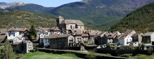 Pyrenees Fly Fishing village